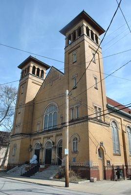 St. Josaphat Church and Arts Facilty
